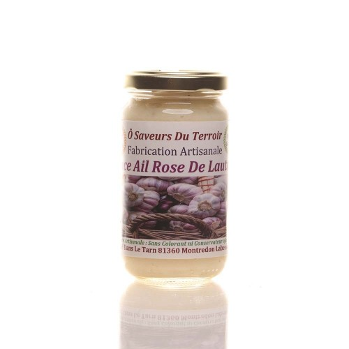 SAUCE AIL ROSE DE LAUTREC 200 ml