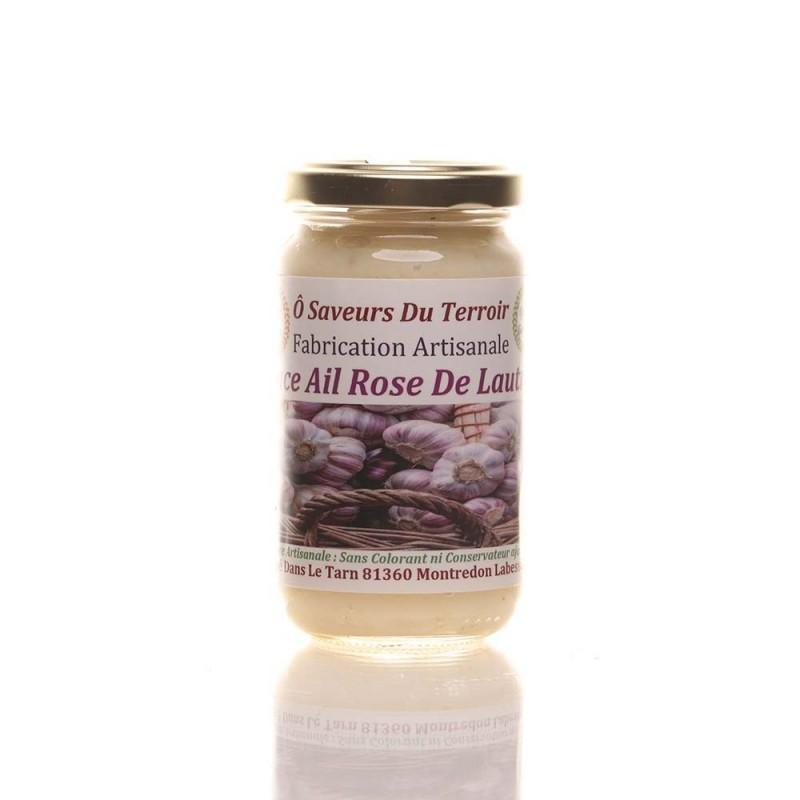 SAUCE AIL ROSE DE LAUTREC 200 ml