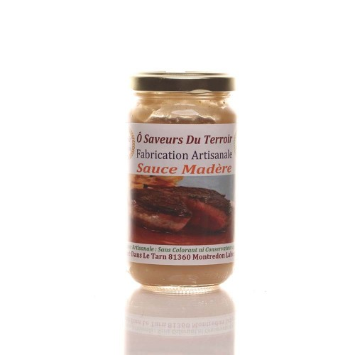 SAUCE MADERE 200 ml