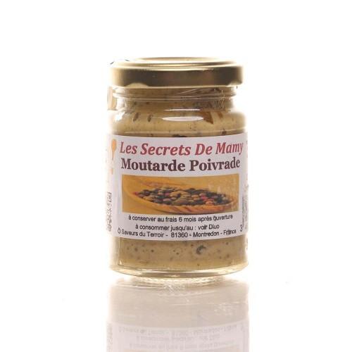 MOUTARDE POIVRADE 100 ml
