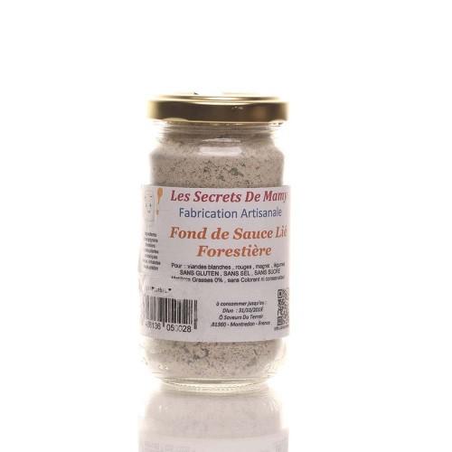 FOND DE SAUCE FORESTIERE 100 ml