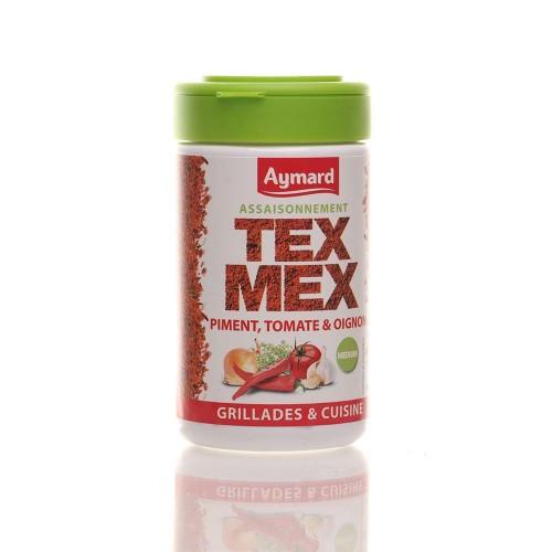 TEX MEX ASSAISONNEMENT GRILLADES