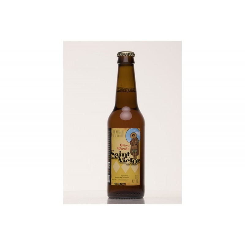 Bière Lou Castel Blonde