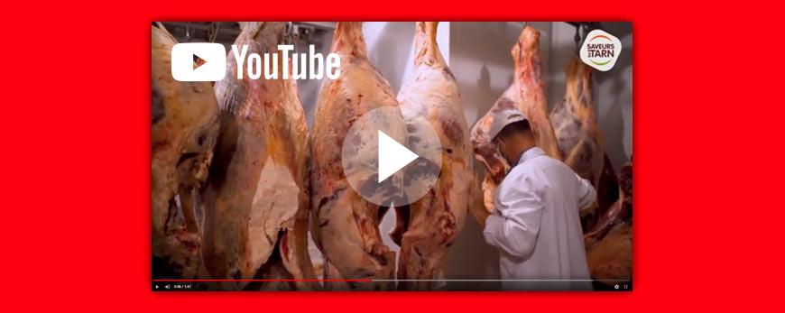 Reportage vidéo - Tarn Viande par Saveurs du Tarn